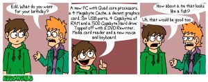 EWCOMICS83- present by eddsworld
