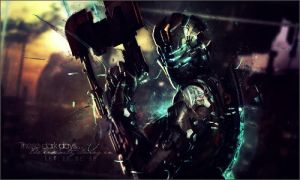 Dead Space - These Dark Days... by Deafinsanity