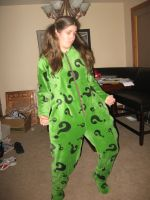 The Riddler's Pajamas part 2 by SubRosa-undertherose