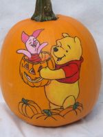 Surprise for Pooh by pumpkinmaster