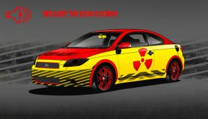 RED ALERT THE SCION IS COMING by Morfiuss