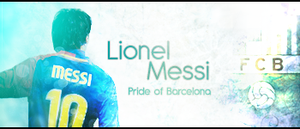 Leo Messi Signature by Ghostyfair