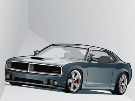 Dodge Charger Concept by cityofthesouth