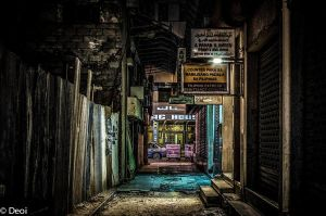 City Streets by DeoIron