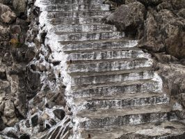 White Stair by FiLH