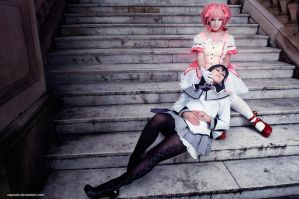 Madoka: Do not Disturb by vaxzone