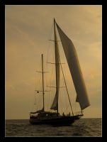 Full Sails Ahead 2 by goranbanina
