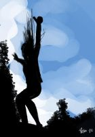 Falling by Dobbylove