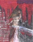 Pyramid Head by ARTist05