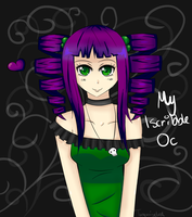 Test - iScribble Oc by turquoiseted