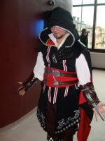 assassin's creed cosplay by xXxvinilla-dollxXx
