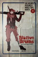 nativedrums2 coverwip by punchyninja