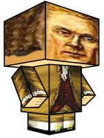 Cubee - Thomas Jefferson by 7ater
