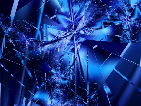 Shattered Reality wp by Aeires