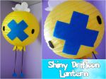 Shiny Drifloon Lantern by SmileAndLead