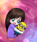 You Are My Papoy by melissatutti