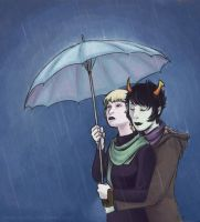 Rain by invalidgriffin