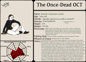 Katerish - Once-Dead OCT Character Sheet by Silver-Drake
