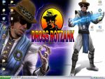 Dross Raiden Wallpaper by ElDiariodeDross