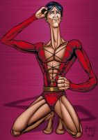Plastic Man - 2008 by Killerbee-Kreations