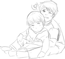 APH: bruderly love by kelly--bean