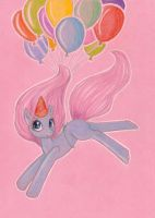 Balloons by Arianelka