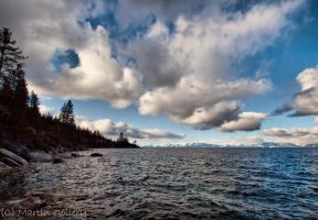 Tahoe Clouds2 by MartinGollery