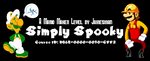 Simply Spooky - A Mario Maker Level by JamesmanTheRegenold