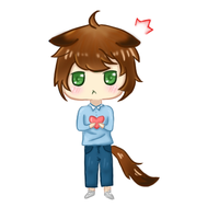 idkidkidk i cant draw at all D: by FrozenJam