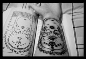 Lord of the Rings Tattoo by the-second-flight