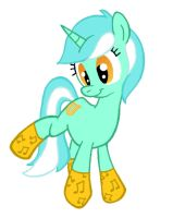 Lyra in SOCKS:3 by Pegashift