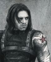 Winter Soldier (in details) by Allinor