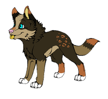 Pup for kasdragon8 by LizzysAdopts