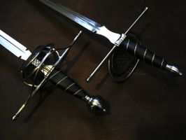 Sidesword-dagger set - 3 by Danelli-Armouries