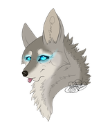 Contest Prize: Sidhe by SillyTheWolf