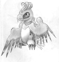 Ho-oh Chick by Ho-ohLover
