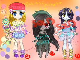 Adoptables (01) (NO-Auction!) (OPEN 1/3) by Royal-Fluffy