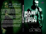 Make My World Spin Cover wrap by StellaPrice