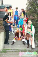 Mr Two One Piece Group by 3ERT1
