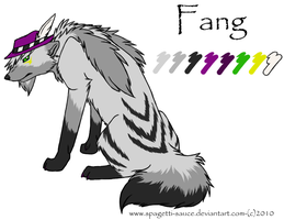 character sheet Fang by spagetti-sauce