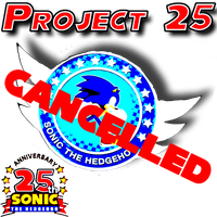 Project 25 (The 25th Anniversary Tribute to Sonic) by RedShadowII