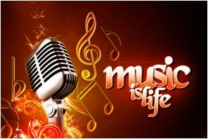 Music is Life by Gnisten09
