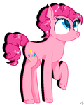 Pinke Pie by thorad11