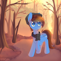 Fall Commission - Poni1Kenobi by pekou