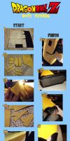 Dragonball Z Boots Tutorial by BeautifulSynCosplay