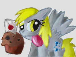 Derpy DS by Quacksquared