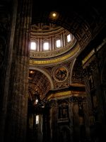 St. Peter's Basilica by JoostvanD