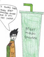 GR: caesar's  smoothie by tabby25