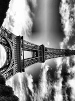 Paris je t'aime by LacuraART