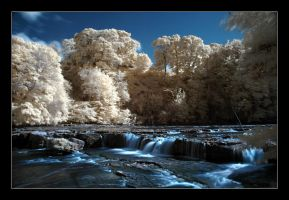 Aysgarth Falls by ST8